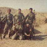Iranian Revolution War 1980